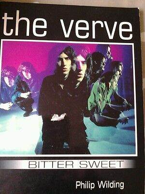 The Verve.Bitter Sweet.book.Philip Wilding.