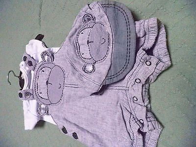 baby 3 piece suit by next size 3/6 months