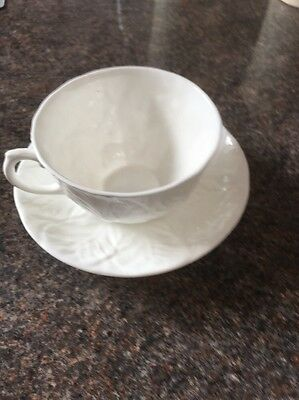 Wedgwood Bone China Country ware Teacup And Saucer