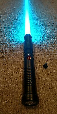 Saberforge Champion discontinued Style lightsaber with Veridian Sound