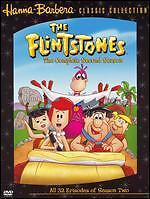 The Flintstones - The Complete Second Season DVD, 2004, 4-Disc Set