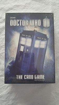 Doctor Who The Card Game Second Edition NEW and SEALED