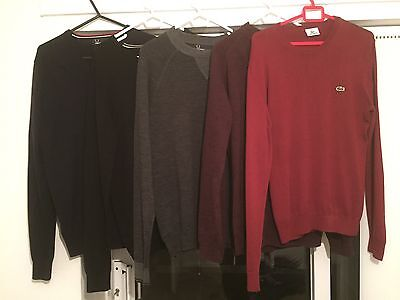 fred perry jumpers job lot