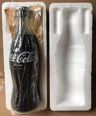 Nos Vtg Coca Cola Bottle Radio Am Transistor