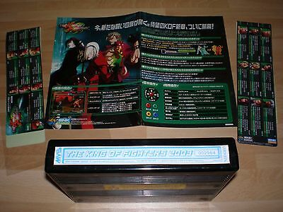 King Of Fighters 2003 Kit (100%original Mvs Neo Geo Snk Boards & Roms) Jamma Aes