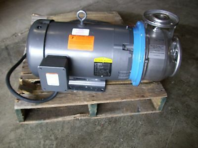 Goulds 7Shk6 G&l Series Ssh 1.5 X 2.5 - 8 Stainless Centrifugal Pump