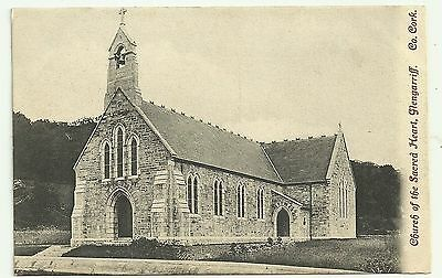 Ireland Co Cork postcard Church of the sacred heart Glengarriff