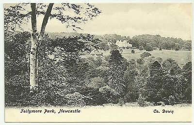 Ireland Co Down postcard Tollymore Park Newcastle