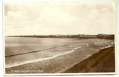 Ireland Co Clare postcard The Beach Spanish Point
