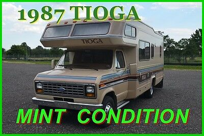 1987 Fleetwood Tioga 24 Used