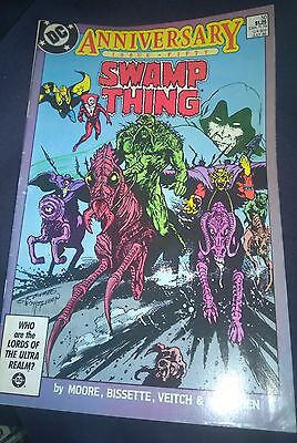 Swamp Thing #50 DC Comics July 1986 8.0 First Appearance of Justice League Dark