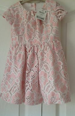 Next baby girls dress age 12-18 months