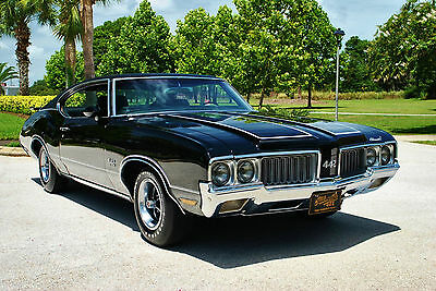 1970 Oldsmobile 442 Numbers Matching 455 V8! Factory Air! Build Sheet! 1970 Olds 442 matching numbers 455 A/C  Power Steering Power Brakes Build Sheet!
