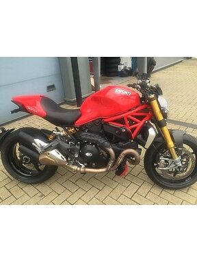 Ducati Monster 1200S - 65 Reg - Nearly New