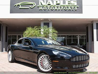 2011 Aston Martin Rapide Base Sedan 4-Door 2011 Aston Martin Rapide Automatic 4-Door Sedan