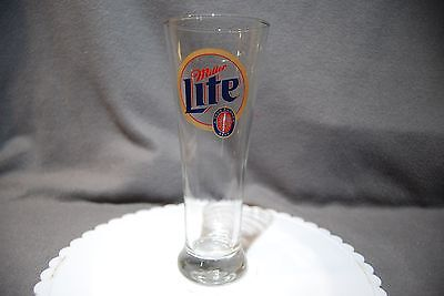 Miller Lite, A True Pilsner Beer Glass