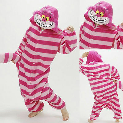 New Fancy Dress Adult Pajamas Kigurumi Cosplay Costume Animal Sleepwear