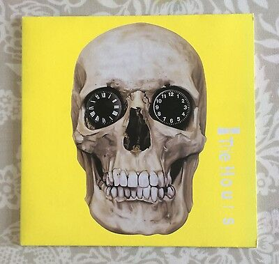 "The Hours - Ali in the jungle   EU 7"" DAMIEN HIRST DESIGN SLEEVE"