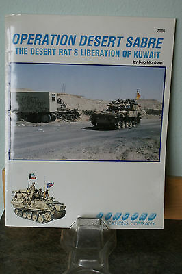 2006 CONCORD PUBLICATIONS OPERATION DESERT SABRE LIBERATION KUWAIT jy