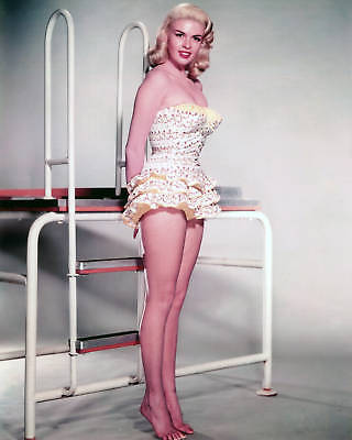 Jayne Mansfield  8x10 Movie Memorabilia FREE US SHIPPING