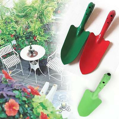 Hot Mini Portable Gardening Tool Planting Camping Shovel Spade Trowel Outdoor SS