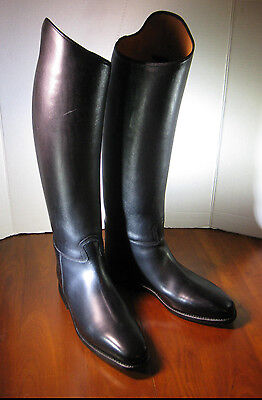 """Mens """" Cavallo """"  Weltmeister German  Leather  Riding  Boots sz 10"""