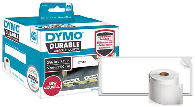 DYMO LabelWriter Etiketten High Performance 25 x 54 mm