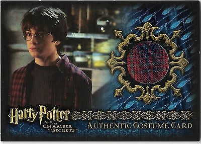 Harry Potter Chamber of Secrets Costume Card C1 009/190 Rare Daniel Radcliff