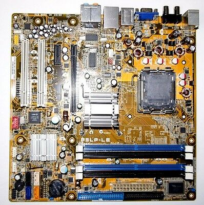 ASUS P5LP-LE Motherboard HP 5188-8019 Intel Socket LGA775