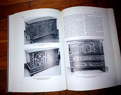 Dictionary of Country Furniture. Antique Guide to Classic Furnishings