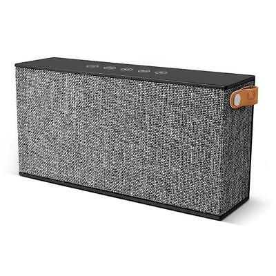 1B70185 Rockbox Chunk Fabriq Edition Bluetooth Speaker Concrete      .