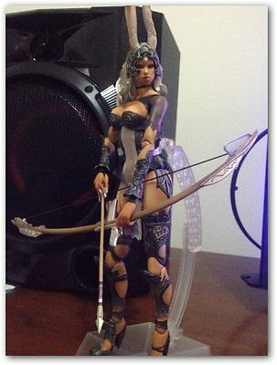 FINAL FANTASY XII  PVC Action Figure Collectible Mode 30 cm with box