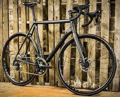 Cannondale CAAD10 Road Disc Frame 54 56 58cm New Black RRP £700