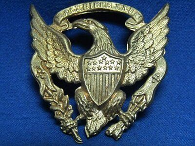 Civil War to Indian Wars Army Infantry Officer Hat Badge SEW ON STYLE
