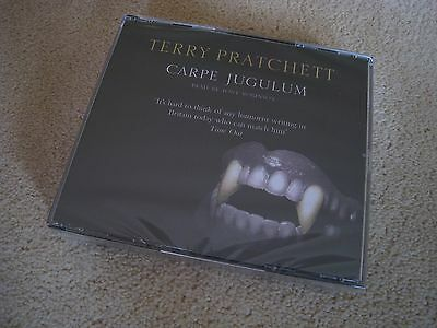 Terry Pratchett - Carpe Jugulum (Audiobook CD)
