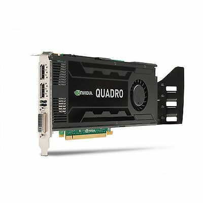 Carte graphique nvidia quadro K4000 3GB GDDR5