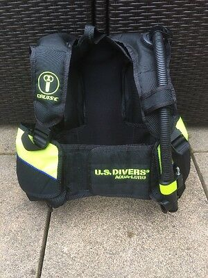 U.S. Divers / Aqualung Bcd XS Children's / Kids BCD