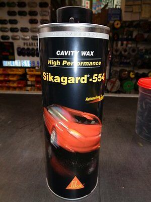 Sikagard-554 Cavity Wax  Buy 12 x 1lt =$120.00 or 1lt special $12.95 Pickup Only