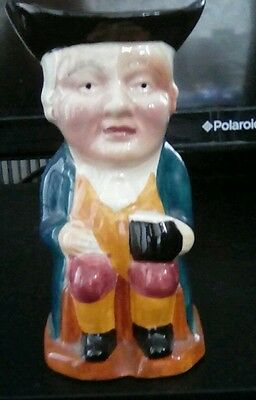 Shorter and son toby jug