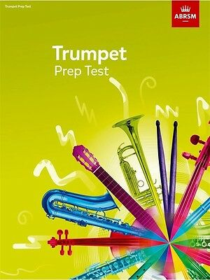 ABRSM: Trumpet Prep Test from 2017