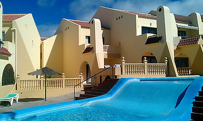 TENERIFE 2 bedroom  south facing poolside ground floor poolside duplex villa