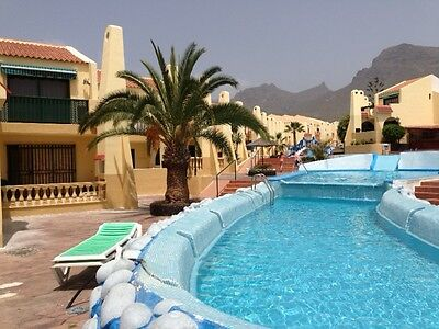 COSTA ADEJE TENERIFE Sth - 1 bedroom ground floor apartment