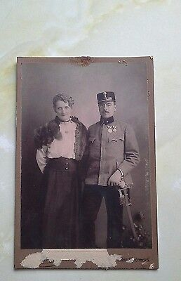 Collection of pre First World War Austro Hungarian carte de visites
