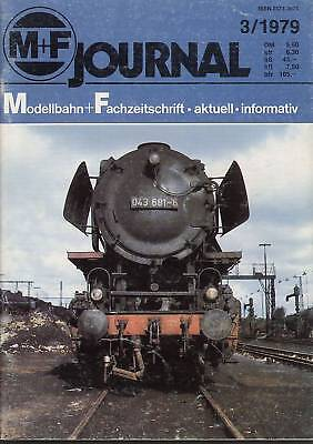 Rivista Magazine M+F Journal Merker+Fischer 3/1979                            bb