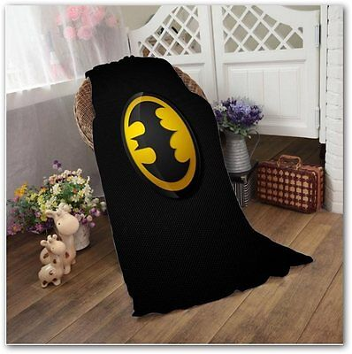 Batman logo Bath Towel toalla de playa de batan estilo one 80 x160 cm