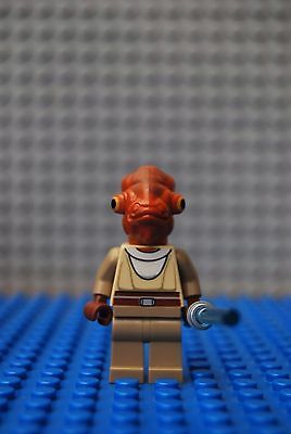 Lego Star Wars Nahdar Vebb 2010 Mini Figure