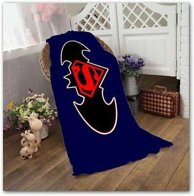 Batman Towel toalla de playa de baño estilo superman otro 80 x160 cm