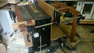 Multico Table Saw (wide cut)(240v)