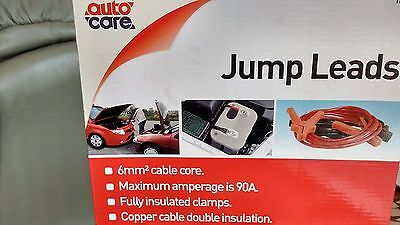 Auto Care Jump Leads New In Box