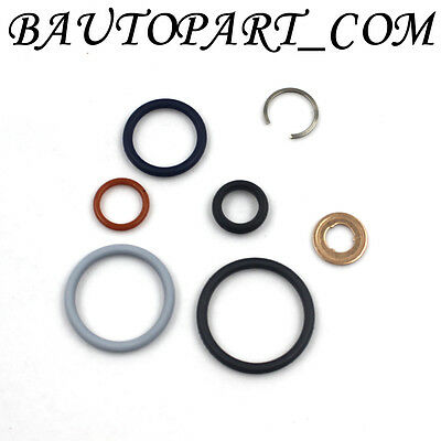 8Sets 03-10 6.0L /& 4.5L Ford Power Stroke,G2.8 Injector Seal Kit